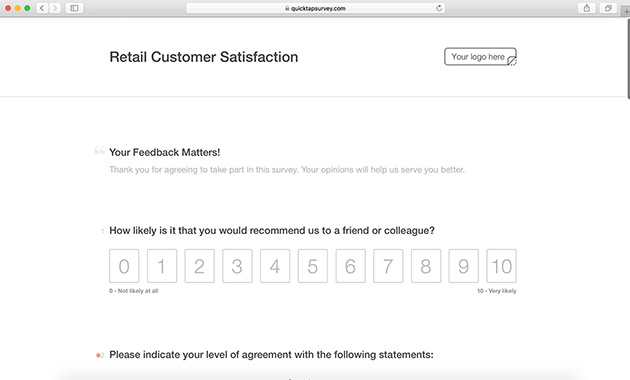 Customer Satisfaction Surveyed ensuring users of quality service, thereby enhancing Digital Consumer Experience.